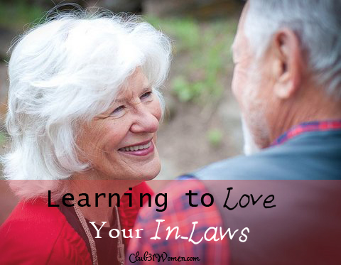 Learning to Love Your In-Laws