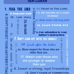 FREE Printable – 24 Ways to Prepare Your Young Man to be a Gentleman