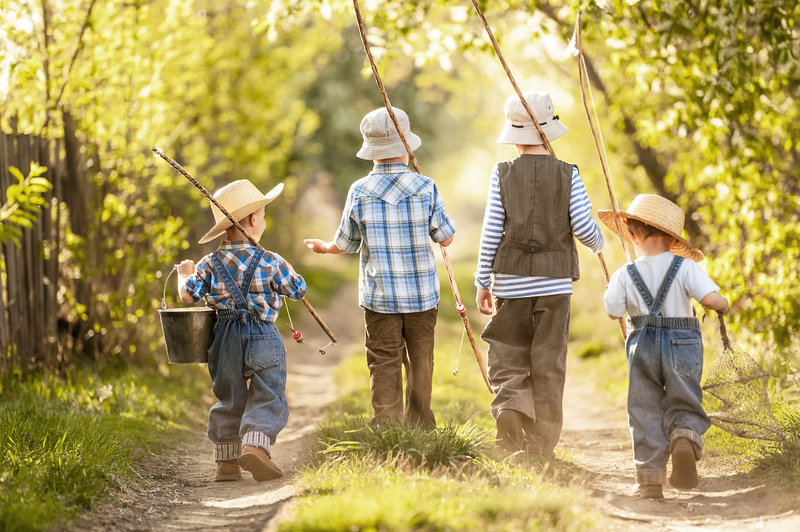 Helping Your Son Build Strong, Solid Friendships