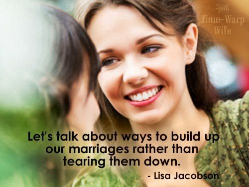 Building Marriage