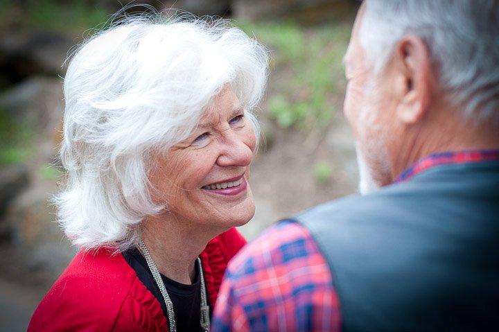 Grandpa and Grandma Jacobson