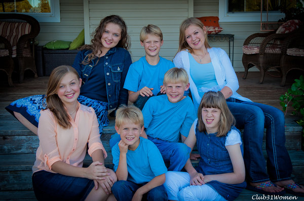 The Jacobson Children