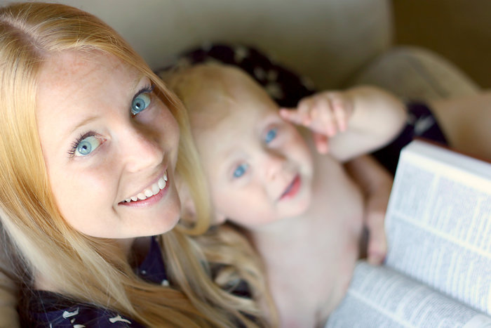 4 Creative Ways for a Busy Mom to Find Time to be in The Word