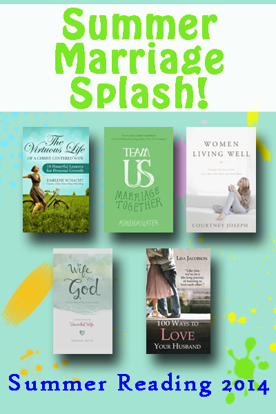 Summer Marriage Splash - Reading 2014