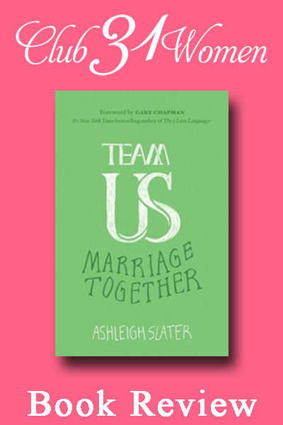 Team US - A Club31Women Book Review