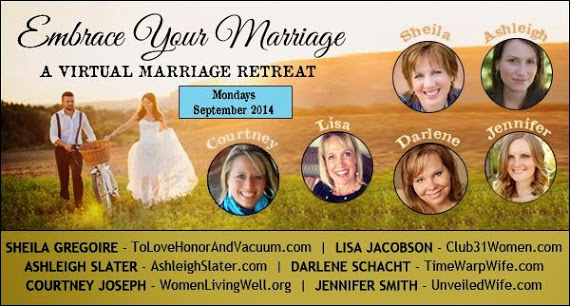 Embrace Your Marriage - A Virtual Marriage Retreat