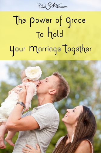 Embrace Your Marriage - The Power of Grace to Hold Your Marriage Together