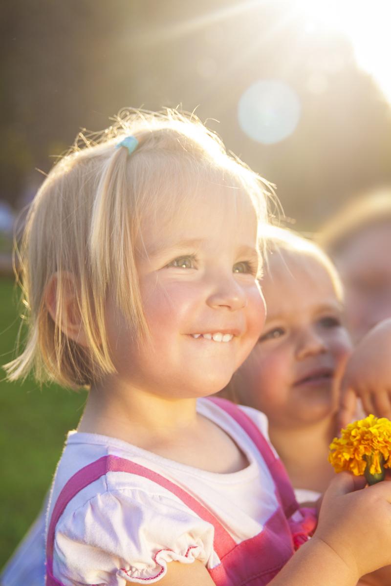 The 10 Habits of Happy Children