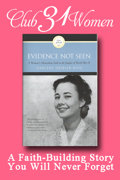 Evidence Not Seen - A Faith-Building Story You Will Never Forget