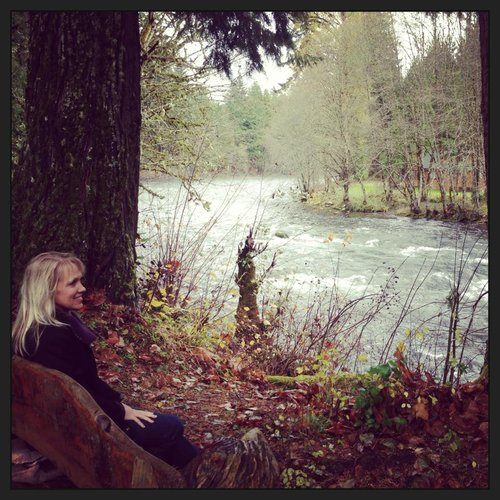 17 Ways to Find Rest and Refreshment - Lisa by the River
