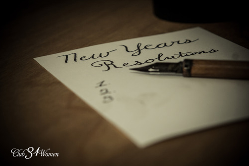 An Uncommon Love - New Years Resolution