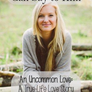 An Uncommon Love - What A Smile Can Say to Him