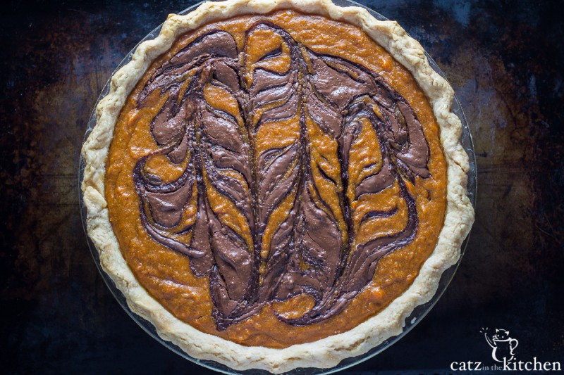 Nutella Pie