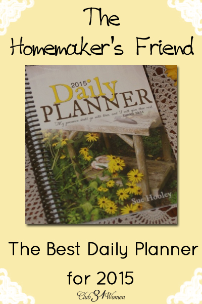 Club31Women.com_My #1 Pick for a Daily Planner