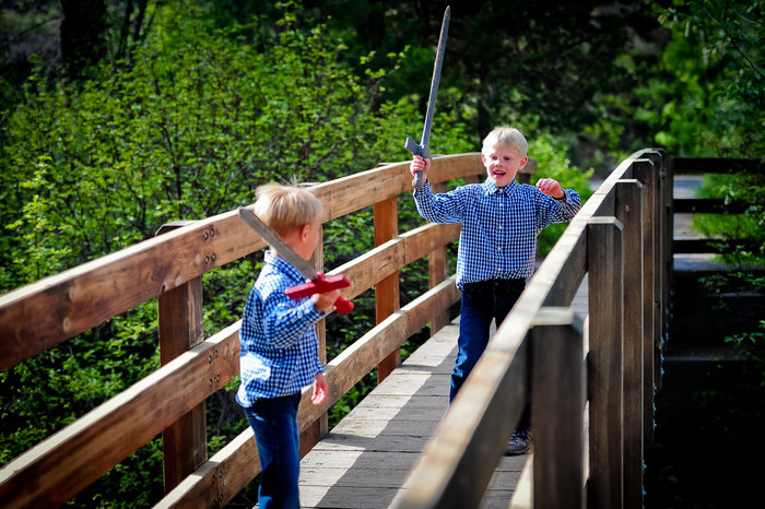 7 Steps Toward Raising Up a Courageous Young Son