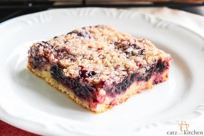 Blackberry Coffee Cake-2