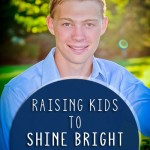 Raising Kids to Shine Bright in a Dark World {& FREE eBook}