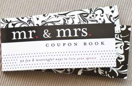 Mr. and Mrs. Coupon Book