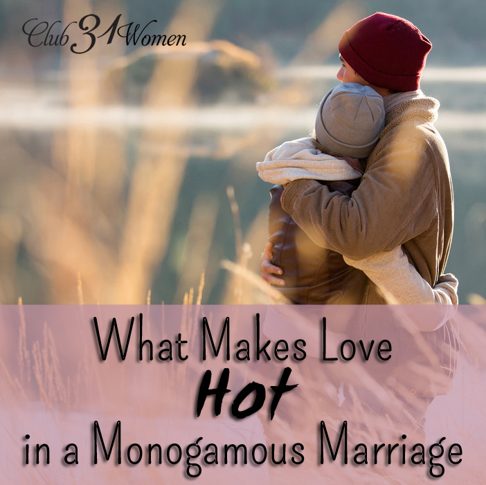 What Makes Love Hot in a Monogamous Marriage