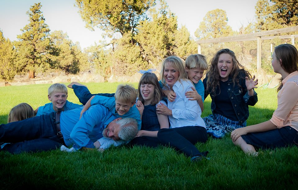 8 Best Things About Having A Bunch of Kids