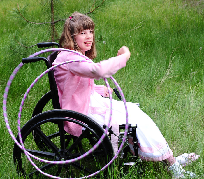 11 Special Life Lessons I've Learned from our Special Needs Girl