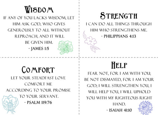 Uplifting Bible Verses For Women 7 Verses to Hold On To...