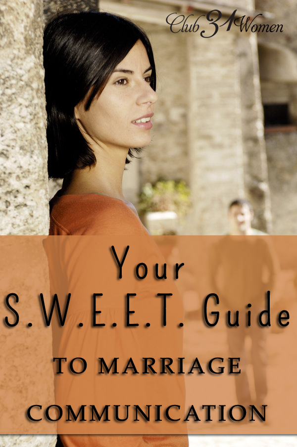 Your S.W.E.E.T Guide to Marriage Communication