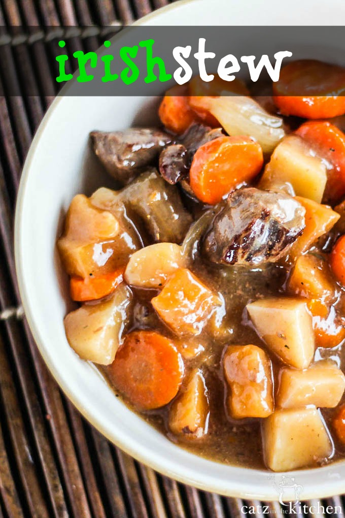 What's Wrong With Admitting You Need Help? {& Slow-Cooker Irish Stew}