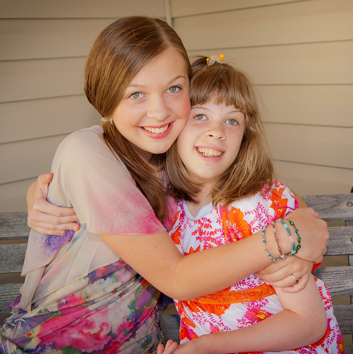 Special Life-Lessons I've Learned from Our Special-Needs Girl