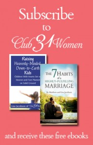 Subscribe to Club31Women