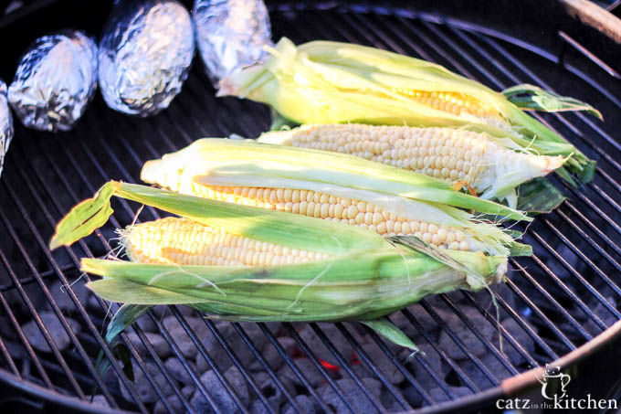 Grilled Corn on the Cob | Club 31 Women | club31women.com #grilling
