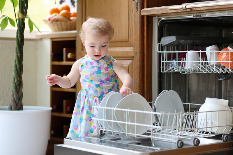 Keeping Tots Out of Trouble - 27 Fun Ideas for Home