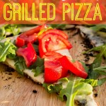 Tomato Salad Grilled Pizza {& Celebrating the Outdoors}