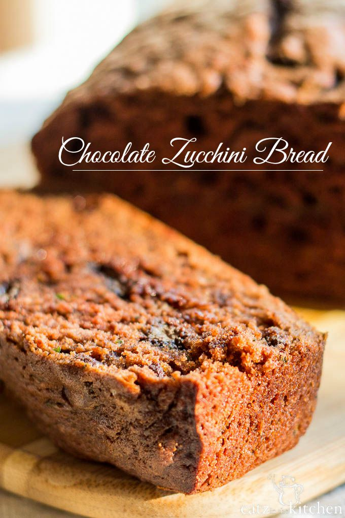 A Great Way to Make New Friends {& Chocolate Zucchini Bread}
