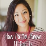 How Do you Know If God Is Truly Enough For You?
