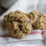 Fabulous Oatmeal Chocolate Chip Cookies