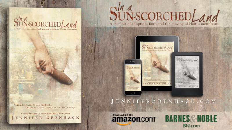 In a Sun-Scorched Land by Jennifer Ebenhack