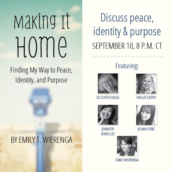 Making It Home by Emily Wierenga