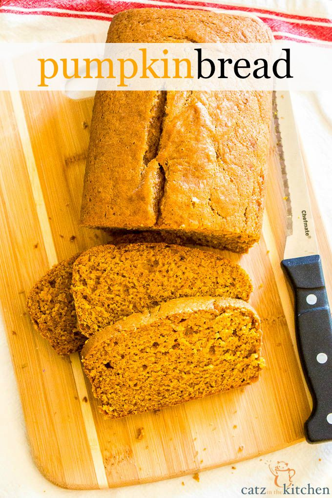 Scrumptious Autumn-Spiced Pumpkin Bread