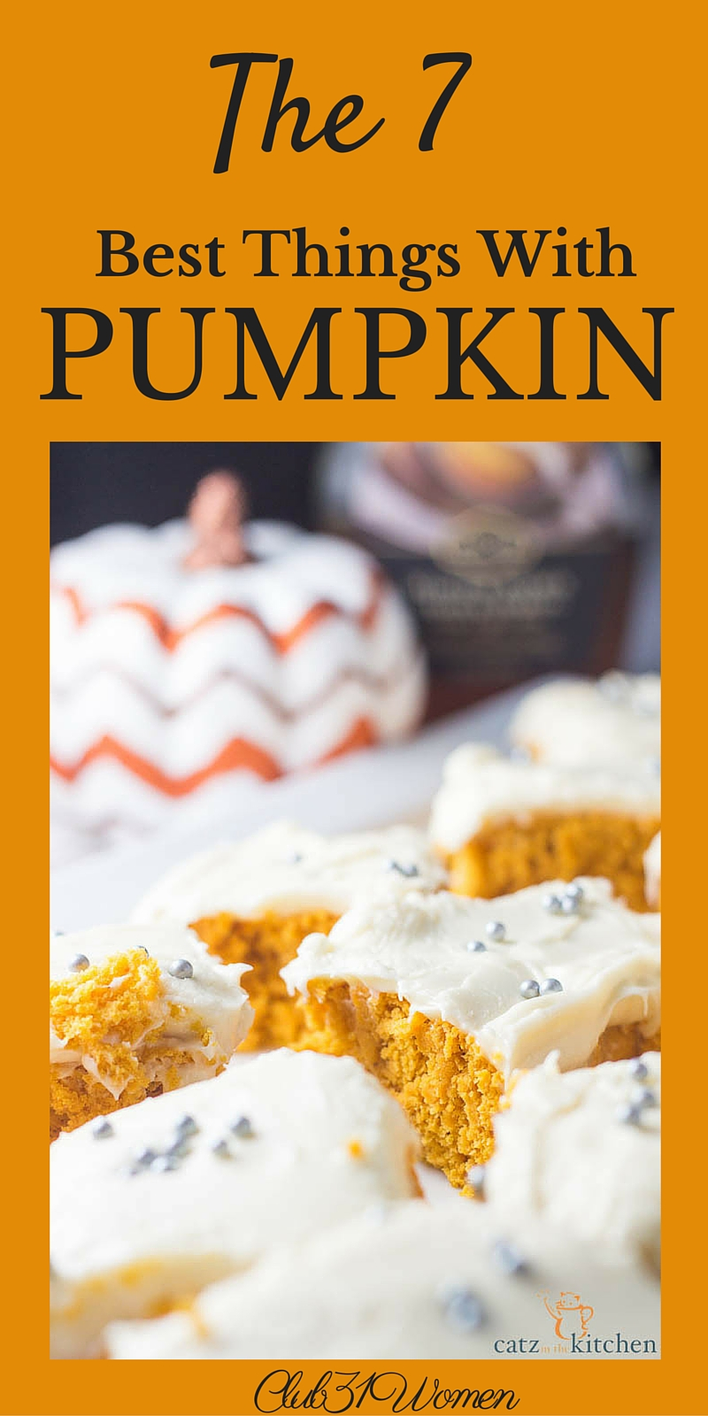 The Seven Best Things Made With Pumpkin