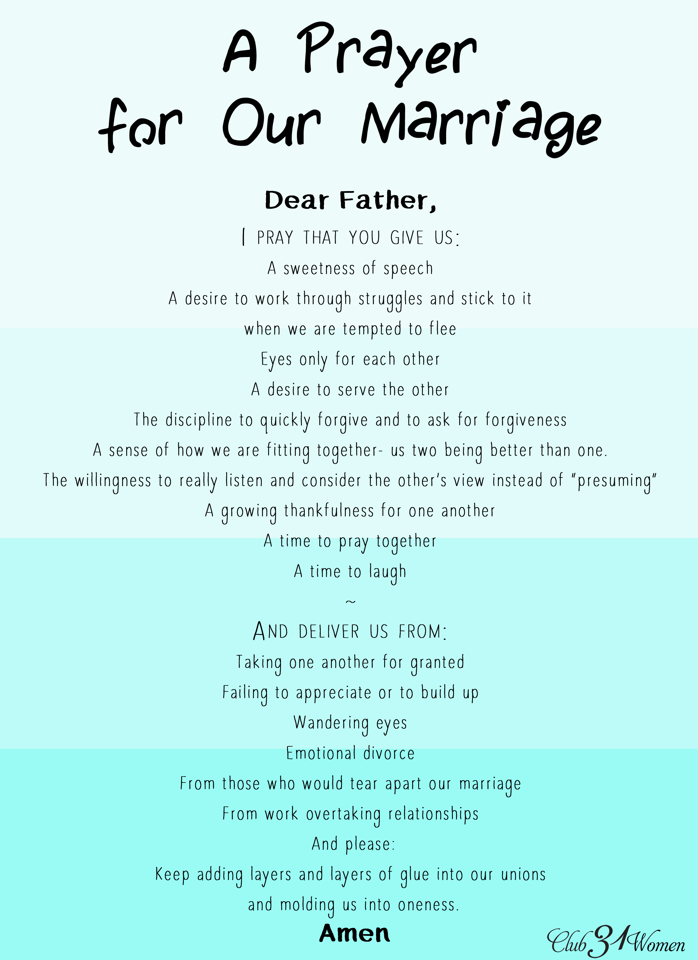 Your Marriage Prayer For Women 90