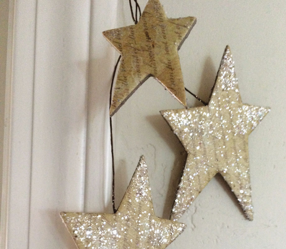 Ever Thine Home Star Garland