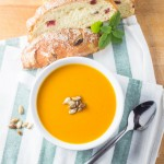 Slow-Cooker Sweet Potato & Butternut Squash Soup