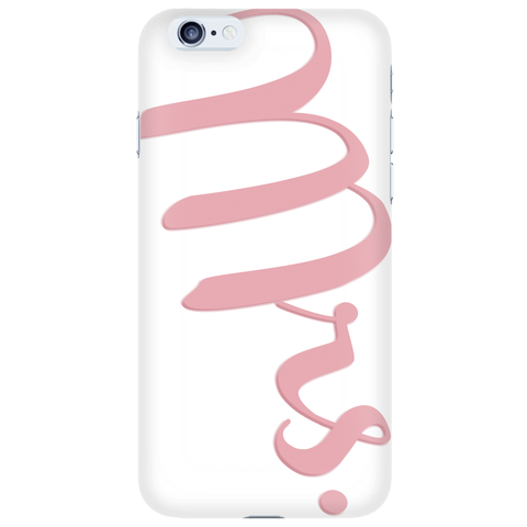 Mrs. Phone Case