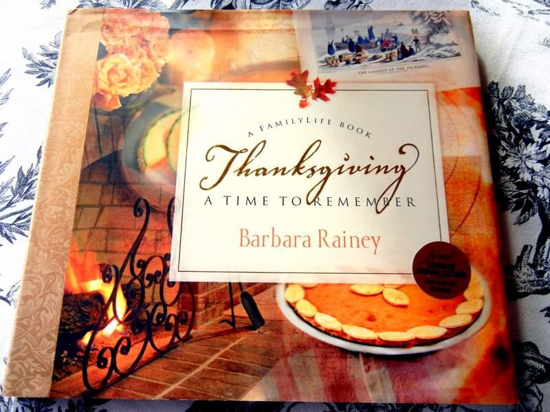 Thanksgiving by Barbara Rainey