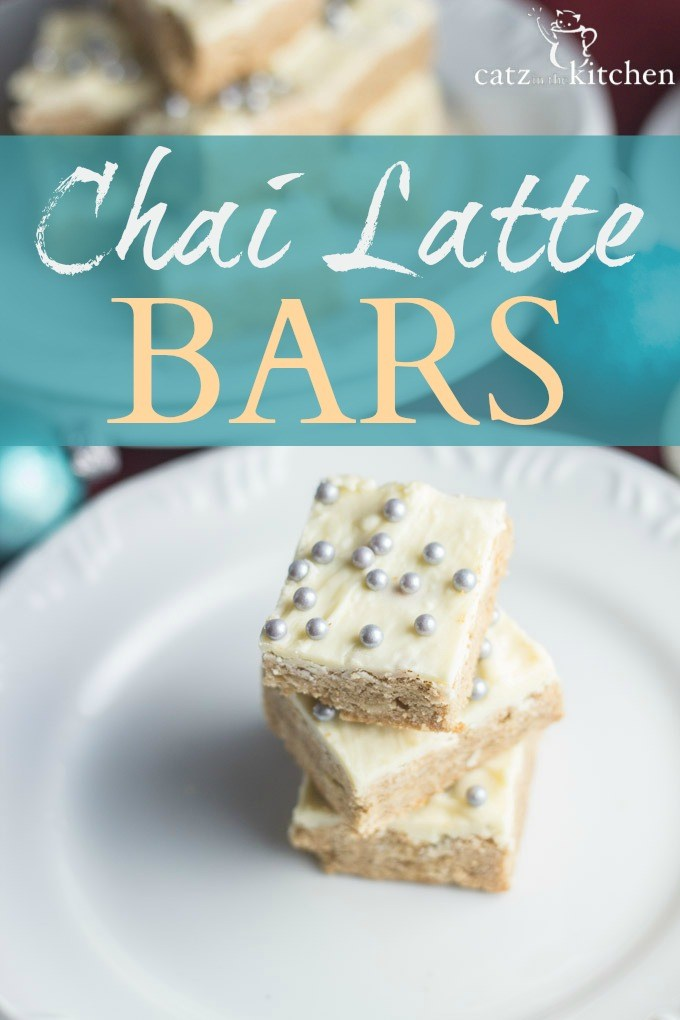 Chai Latte Bars | Club 31 Women | club31women.com | #Christmas #ChaiLatte