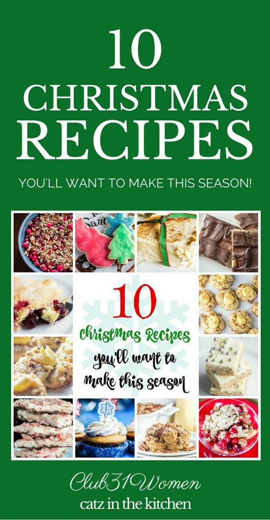 10 Recipes You'll Want to Make This Season