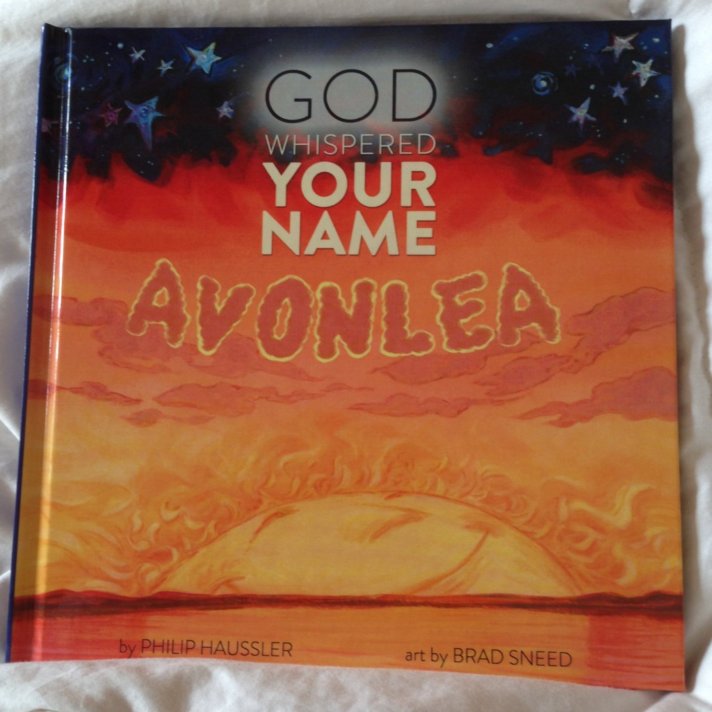 God Whispered Your Name Avonlea