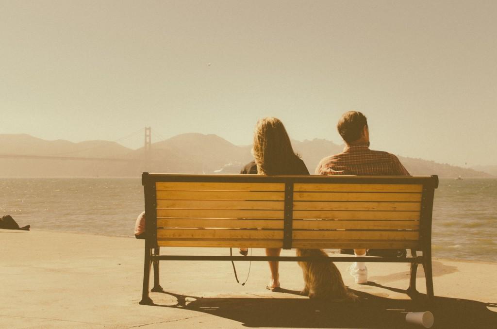 Couple Drifted Apart