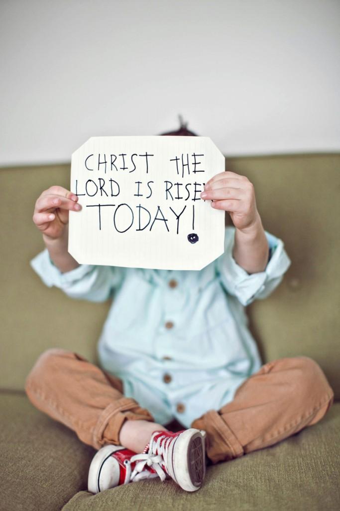 5 Creative Ways for A Family to Celebrate A Risen Savior